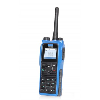 Hytera PD795Ex DMR ATEX Portable Handheld Radio